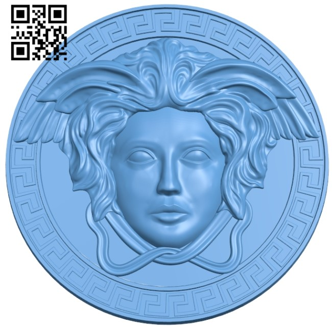 Round plate pattern A006248 download free stl files 3d model for CNC wood carving