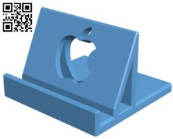 iPhone and iPad holder B009291 file obj free download 3D Model for CNC and 3d printer