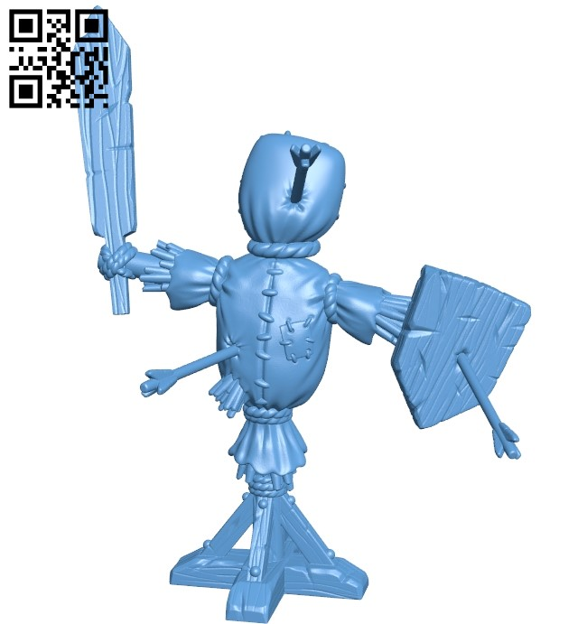 Dummy B009481 file stl free download 3D Model for CNC and 3d printer