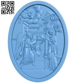 Icon A006352 download free stl files 3d model for CNC wood carving