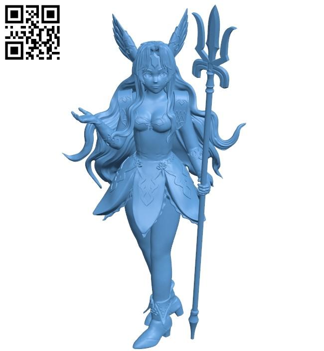 Riesz kijaidesign merged resin B009498 file stl free download 3D Model for CNC and 3d printer