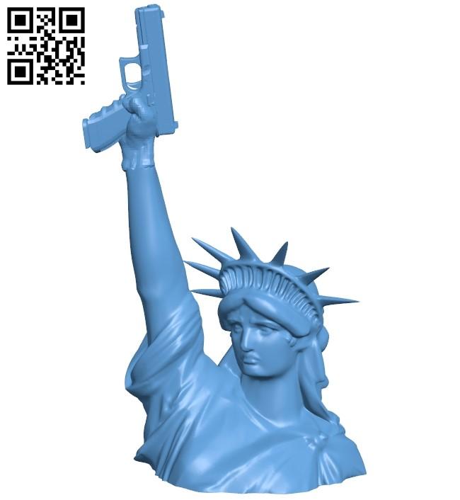SOL - Glock B009525 file stl free download 3D Model for CNC and 3d printer