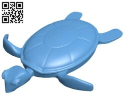 Smiling turtle B009527 file stl free download 3D Model for CNC and 3d printer