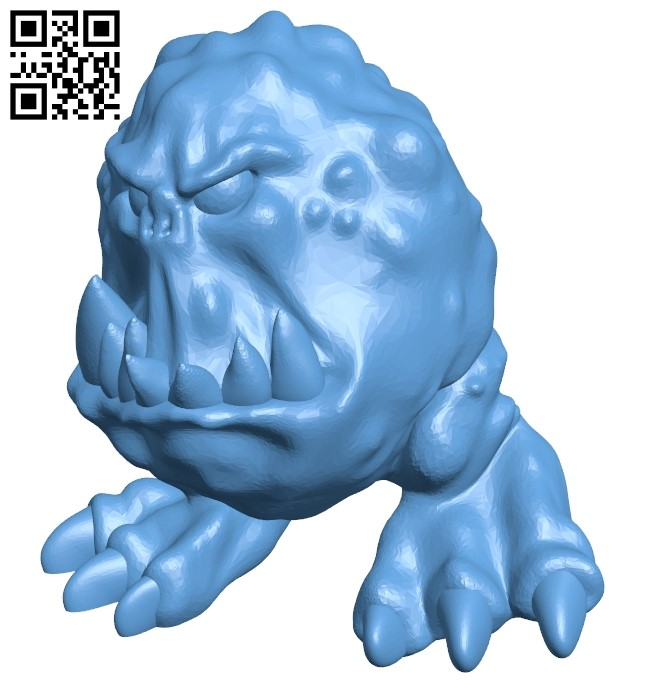 Space hopper B009432 file obj free download 3D Model for CNC and 3d printer