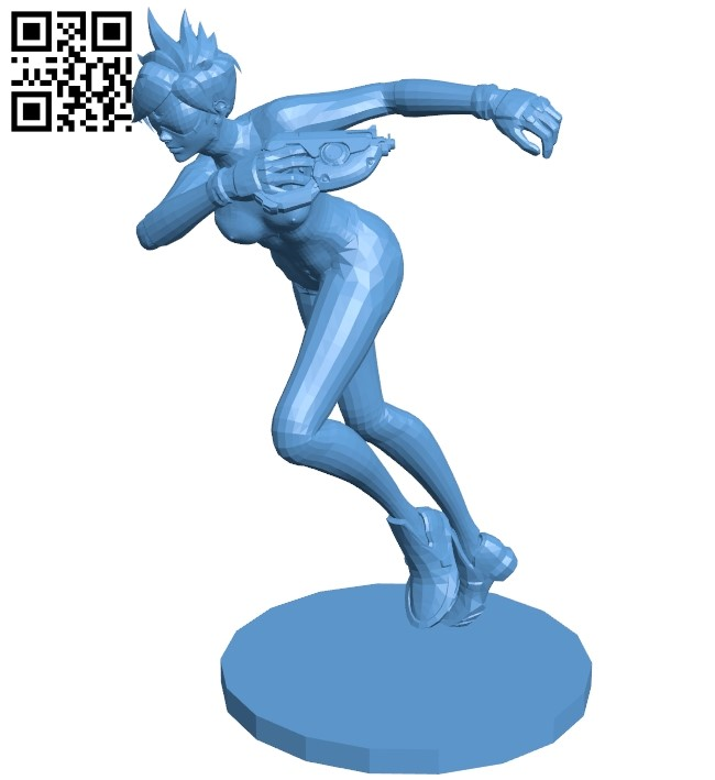 Tracer B009472 file stl free download 3D Model for CNC and 3d printer