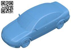 Volskwagen passat B009516 file stl free download 3D Model for CNC and 3d printer
