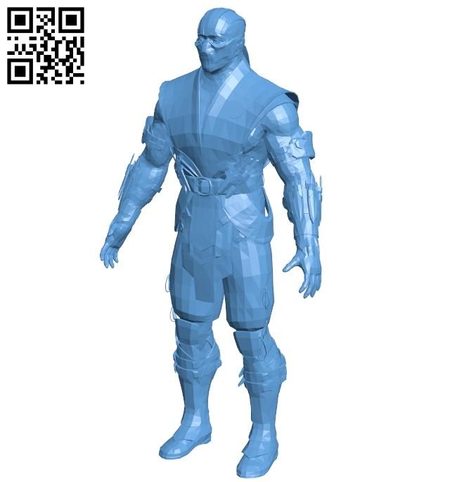 Zero B009493 file stl free download 3D Model for CNC and 3d printer