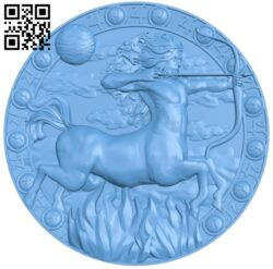 Zodiac pattern A006400 download free stl files 3d model for CNC wood carving
