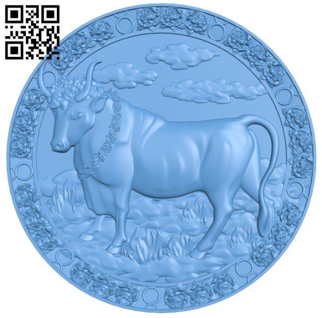 Zodiac pattern A006401 download free stl files 3d model for CNC wood carving