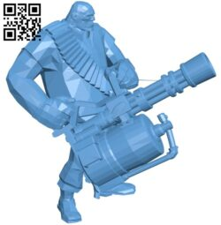 Community Heavy strategy B009603 file stl free download 3D Model for CNC and 3d printer