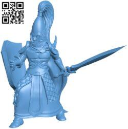 High elf B009606 file stl free download 3D Model for CNC and 3d printer