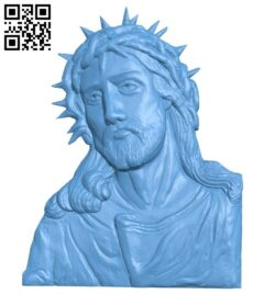 Image of God A006534 download free stl files 3d model for CNC wood carving