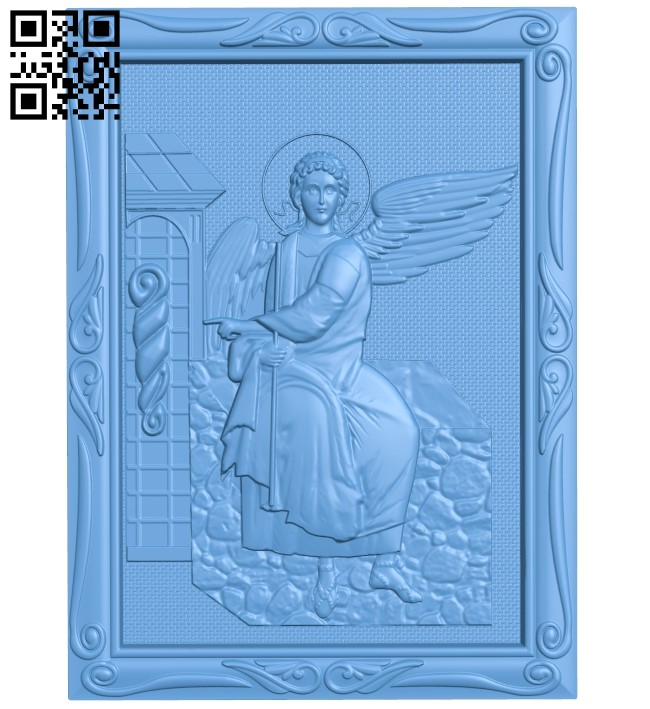 Panel Religion A006539 download free stl files 3d model for CNC wood carving