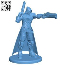 Reaper B009598 file stl free download 3D Model for CNC and 3d printer