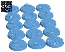 15  Amazons Bases H000252 file stl free download 3D Model for CNC and 3d printer