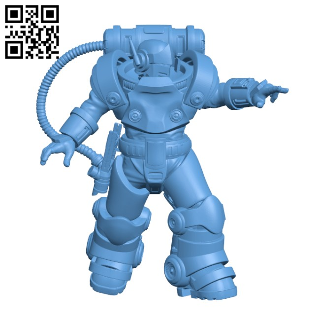 Altorian Legion H000446 file stl free download 3D Model for CNC and 3d printer