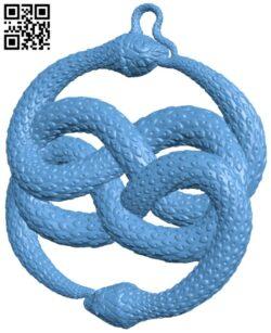 Auryn Medallion H000003 file stl free download 3D Model for CNC and 3d printer