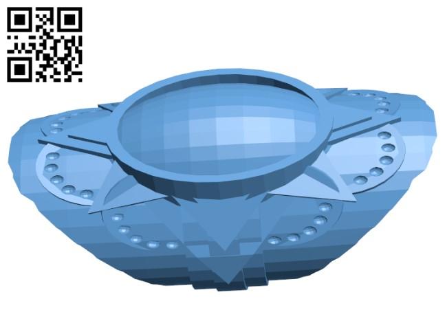 Bague H000330 file stl free download 3D Model for CNC and 3d printer