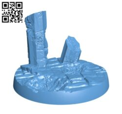 Base H000386 file stl free download 3D Model for CNC and 3d printer