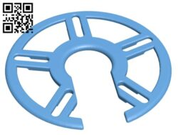 Chain guard H000025 file stl free download 3D Model for CNC and 3d printer