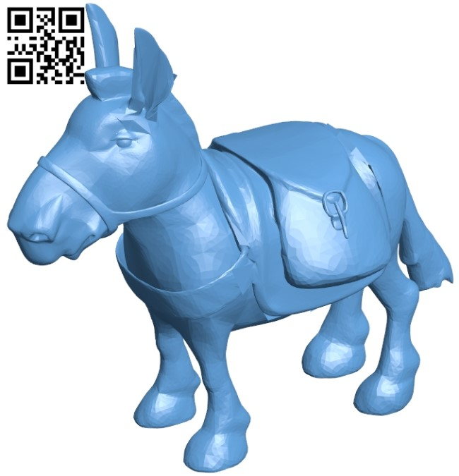 Courier B009614 file stl free download 3D Model for CNC and 3d printer