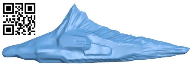 Destiny Sword Crystal H000027 file stl free download 3D Model for CNC and 3d printer
