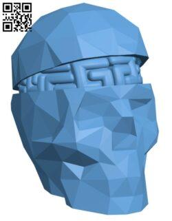 Dr. Brain Breaker H000198 file stl free download 3D Model for CNC and 3d printer
