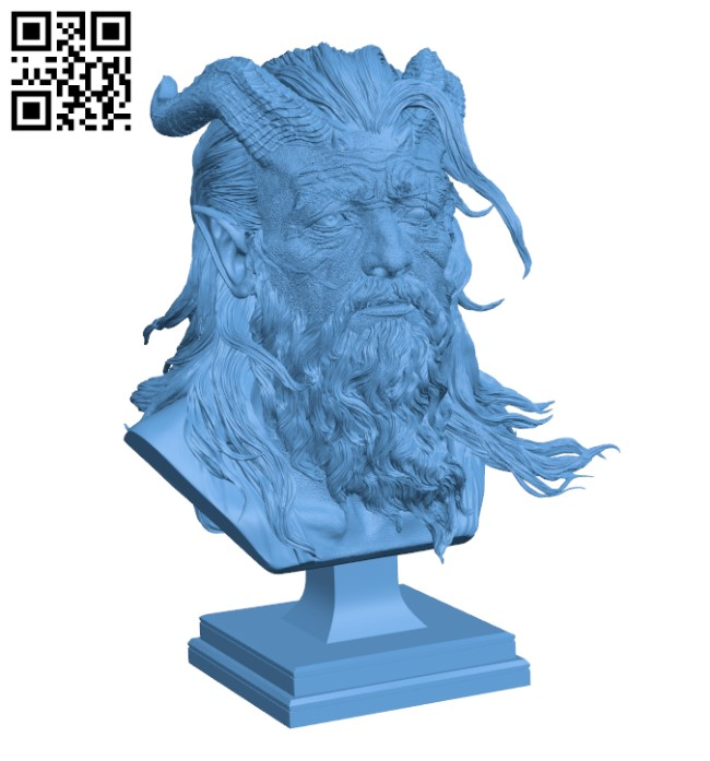 Eclipse of the demon king H000263 file stl free download 3D Model for CNC and 3d printer