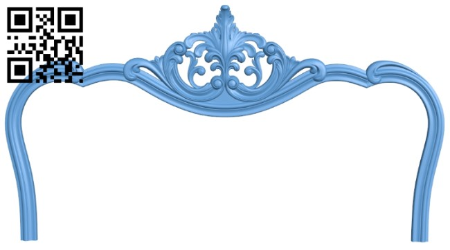 Frame pattern A006587 download free stl files 3d model for CNC wood carving