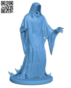 Ghost H000368 file stl free download 3D Model for CNC and 3d printer