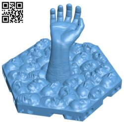 Hexton Hills – Kentaro Miura Tribute H000085 file stl free download 3D Model for CNC and 3d printer
