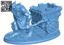Hobgoblin Tinkerer H000086 file stl free download 3D Model for CNC and 3d printer