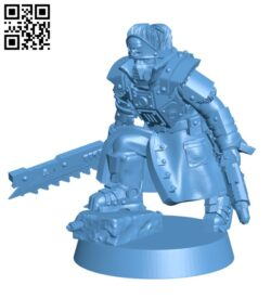 Ice Warriors H000440 file stl free download 3D Model for CNC and 3d printer
