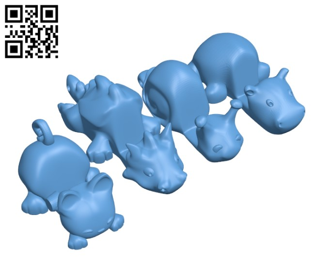 Keychain and smartphone stand H000235 file stl free download 3D Model for CNC and 3d printer