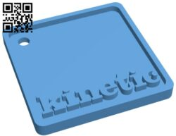 Kinetic H000015 file stl free download 3D Model for CNC and 3d printer