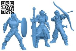 Kingdom of Talarius H000121 file stl free download 3D Model for CNC and 3d printer
