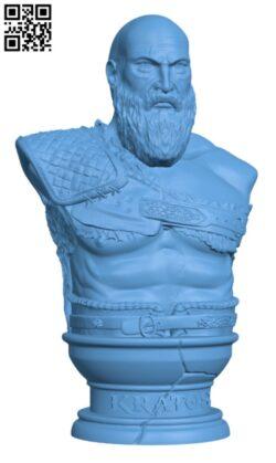 Kratos H000205 file stl free download 3D Model for CNC and 3d printer