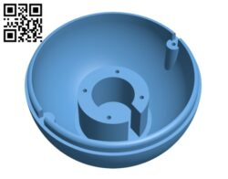 Lamp LED E14 H000029 file stl free download 3D Model for CNC and 3d printer