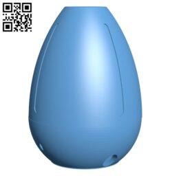 Lamp LED H000030 file stl free download 3D Model for CNC and 3d printer