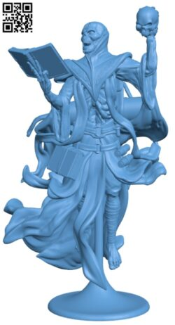 Lich H000178 file stl free download 3D Model for CNC and 3d printer