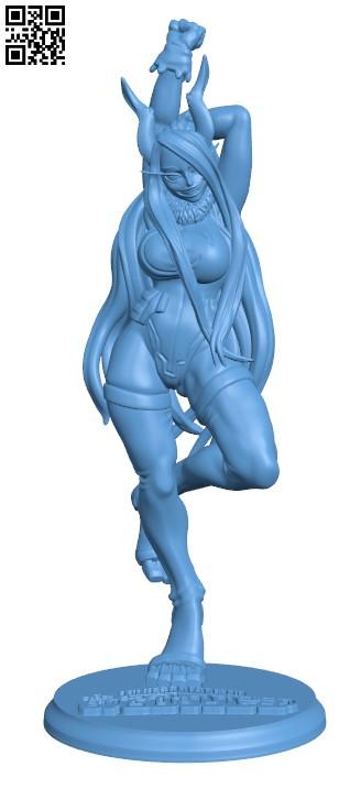 Mirko H000096 file stl free download 3D Model for CNC and 3d printer
