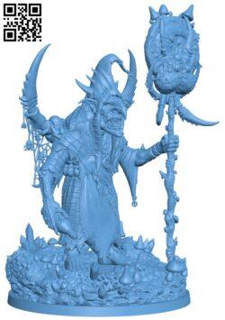 Moonshine Da Lunatic H000124 file stl free download 3D Model for CNC and 3d printer