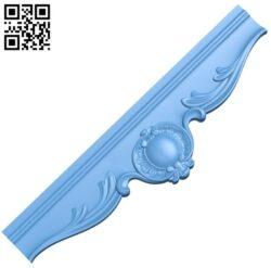Pattern decor design C000001 download free stl files 3d model for CNC wood carving