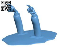 Pen Holder H000184 file stl free download 3D Model for CNC and 3d printer