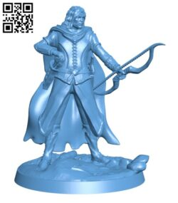 Ranger H000349 file stl free download 3D Model for CNC and 3d printer