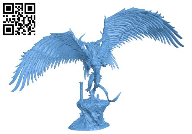 Spirit Dragon H000098 file stl free download 3D Model for CNC and 3d printer