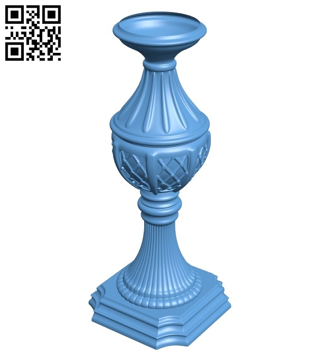 Table legs and chairs A006554 download free stl files 3d model for CNC wood carving
