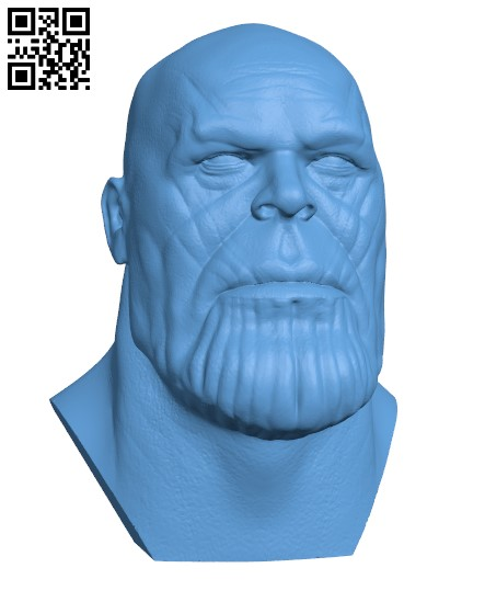 Thanos H000077 file stl free download 3D Model for CNC and 3d printer