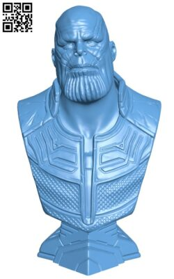 Thanos H000129 file stl free download 3D Model for CNC and 3d printer
