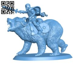 The Beastrider Wars H000159 file stl free download 3D Model for CNC and 3d printer